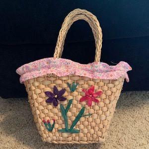 Other - Flower Basket Purse!!!